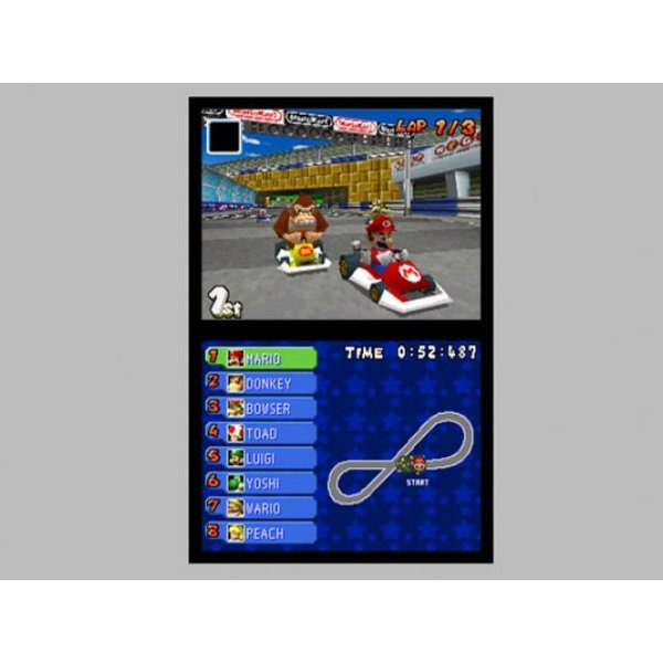 DS Used: Mario Kart