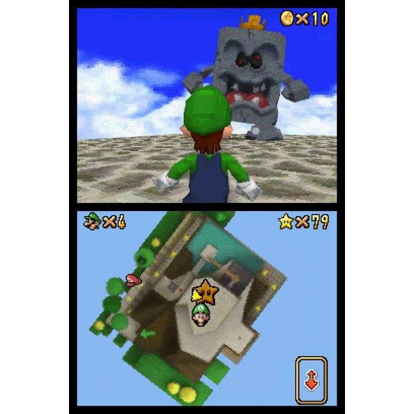DS Used: Super Mario 64