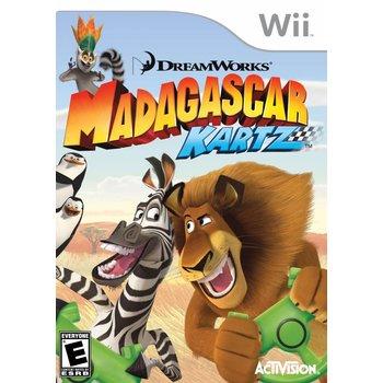 Wii Madagascar Kartz kopen