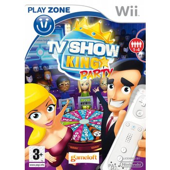 Wii TV Show King Party
