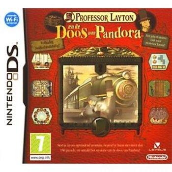 DS Professor Layton: Doos van Pandora kopen