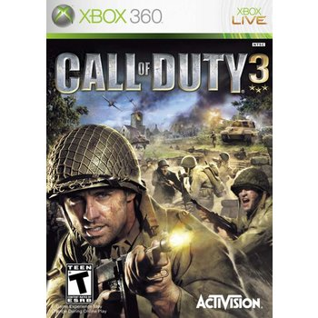 Xbox 360 Call of Duty 3 kopen