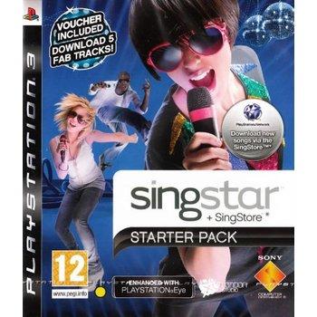 PS3 Singstar Starter Pack Disc kopen
