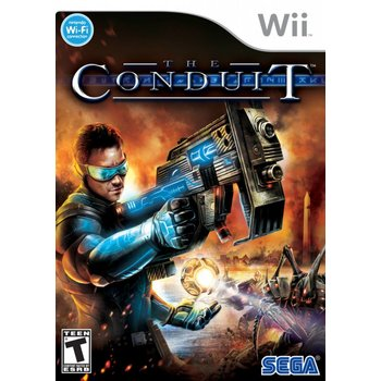 Wii The Conduit