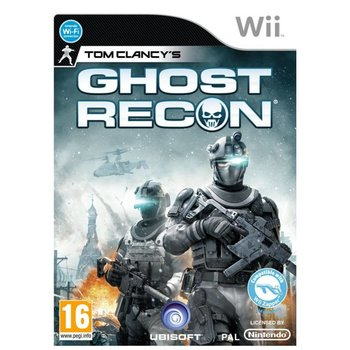 Wii Ghost Recon