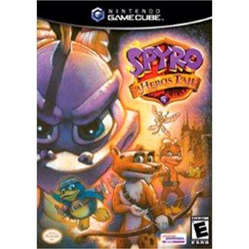 Gamecube Spyro a Hero's Tail kopen