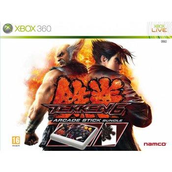 Xbox 360 Tekken 6 met Wireless Arcade Joystick kopen