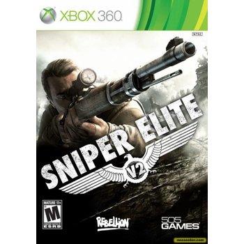 Xbox 360 Sniper Elite V2 kopen