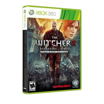 Xbox 360 Witcher 2: Assassins of Kings
