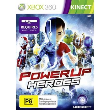 Xbox 360 Power Up Heroes