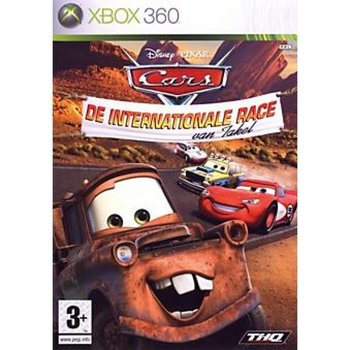 Xbox 360 Cars Mater-National