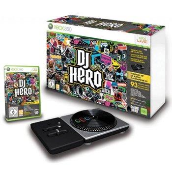 Xbox 360 DJ Hero 1 (incl. Controller)