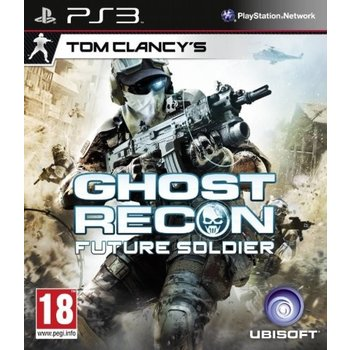 PS3 Ghost Recon: Future Soldier kopen