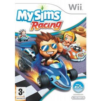 Wii My Sims Racing kopen