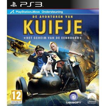 PS3 Kuifje en het Geheim van de Eenhoorn kopen