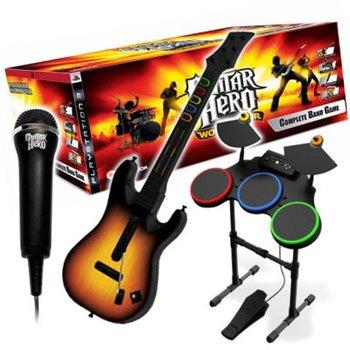 PS3 Guitar Hero World Tour Super Bundle