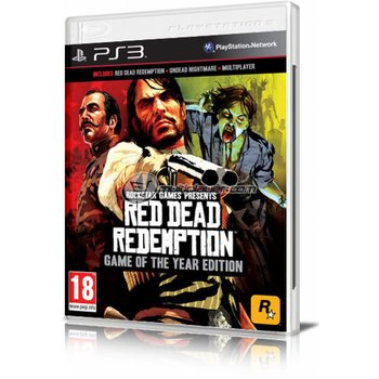 PS3 Red Dead Redemption GOTY Edition kopen