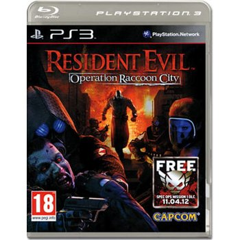 PS3 Resident Evil: Operation Raccoon City kopen