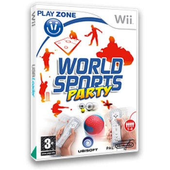 Wii World Sports Party kopen