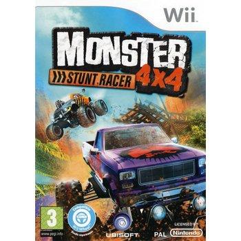 Wii Monster Stuntracer 4x4 kopen