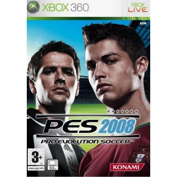 Xbox 360 Pro Evolution Soccer (PES) 2008 kopen