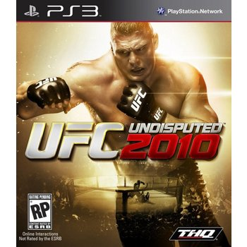 PS3 UFC Undisputed 2010 kopen