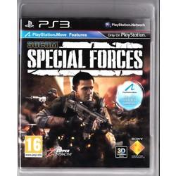 PS3 Socom Special Forces