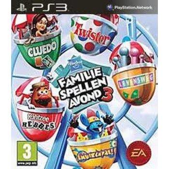 PS3 Hasbro Family Game Night Vol. 3