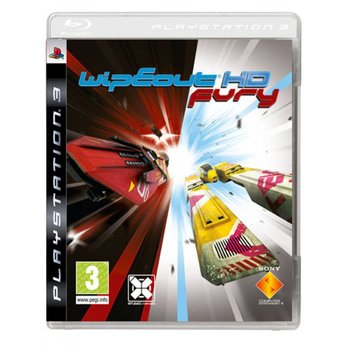 PS3 Wipeout HD Fury kopen