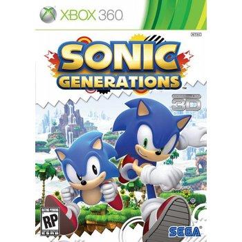 Xbox 360 Sonic Generations kopen