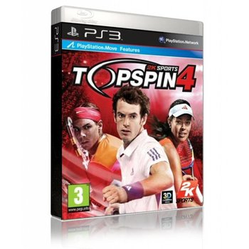 PS3 (TopSpin) Top Spin 4 kopen