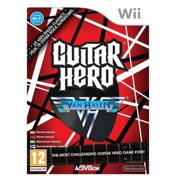 Wii Guitar Hero Van Halen kopen