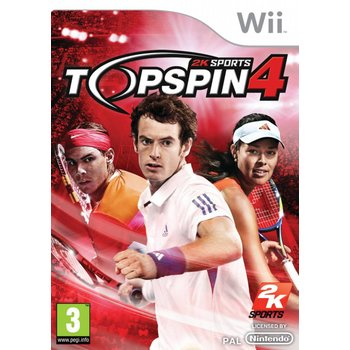Wii (TopSpin) Top Spin 4 kopen
