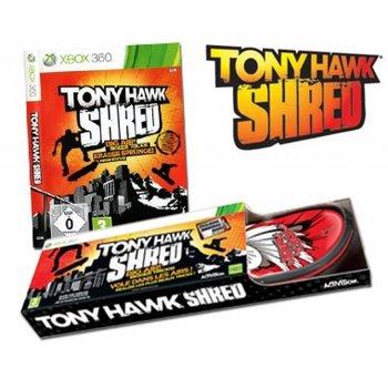 Xbox 360 Tony Hawk Shred +Skateboard kopen