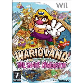 Wii Wario Land the Shake Dimension kopen