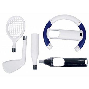 Wii Wii Sports Pack incl. Stuur kopen