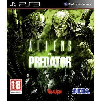 PS3 Aliens vs. Predator