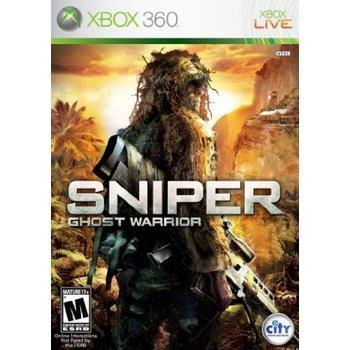Xbox 360 Sniper Ghost Warrior kopen