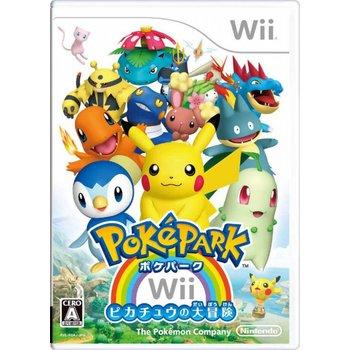 Wii Pokepark: Pikachus Adventure kopen