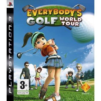 PS3 Everybody's Golf World Tour kopen
