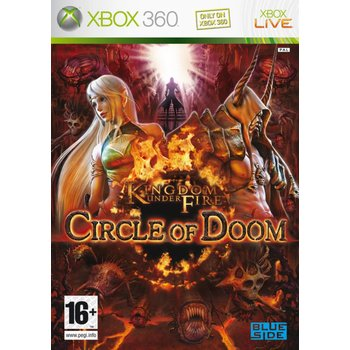 Xbox 360 Kingdom of Fire Circle of Doom kopen