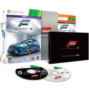Xbox 360 Forza Motorsport 4 Limited Collector's Ed. kopen