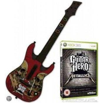 Xbox 360 Guitar Hero Metallica Bundle kopen