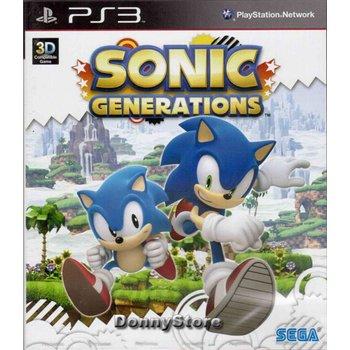 PS3 Sonic Generations kopen