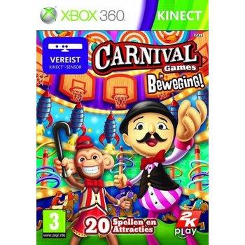 Xbox 360 Carnival games in Beweging kopen