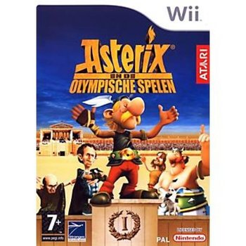 Wii Asterix en de Olympische Spelen kopen