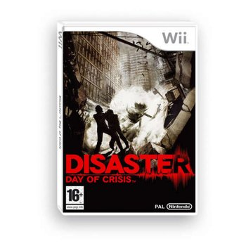 Wii Disaster Day of Crisis kopen