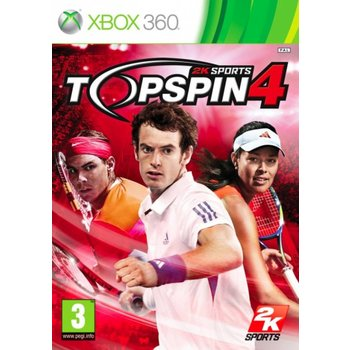Xbox 360 (TopSpin) Top Spin 4 kopen