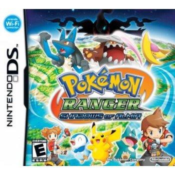 DS Pokemon Rangers: Shadows of Almia kopen