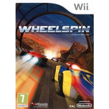 Wii Wheelspin kopen